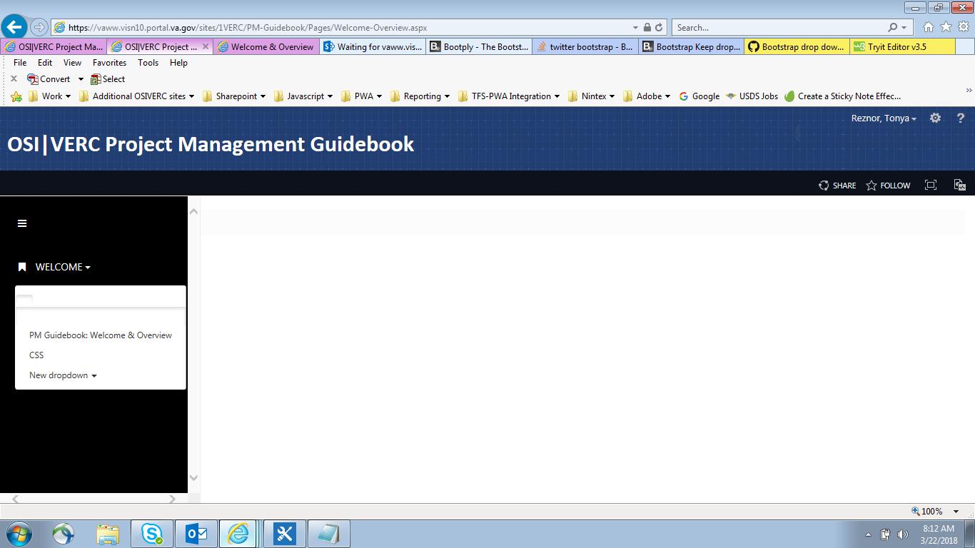 Bootstrap drop down button inside nav dropdown-menu not working