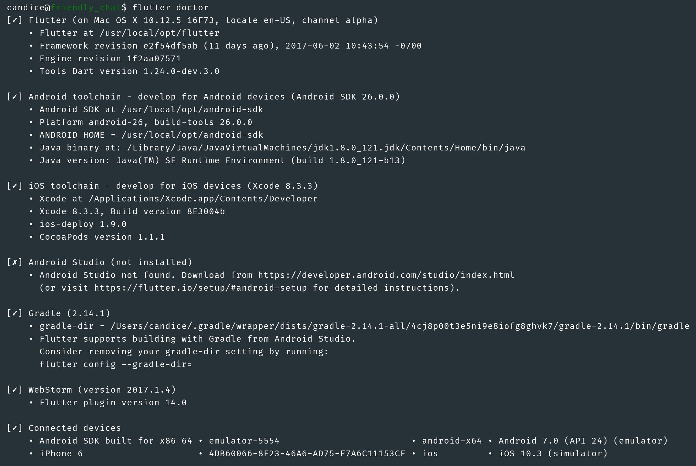 GoogleSignIn in Firebase for Flutter Codelab broken · Issue