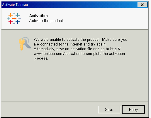 tableau activation key free