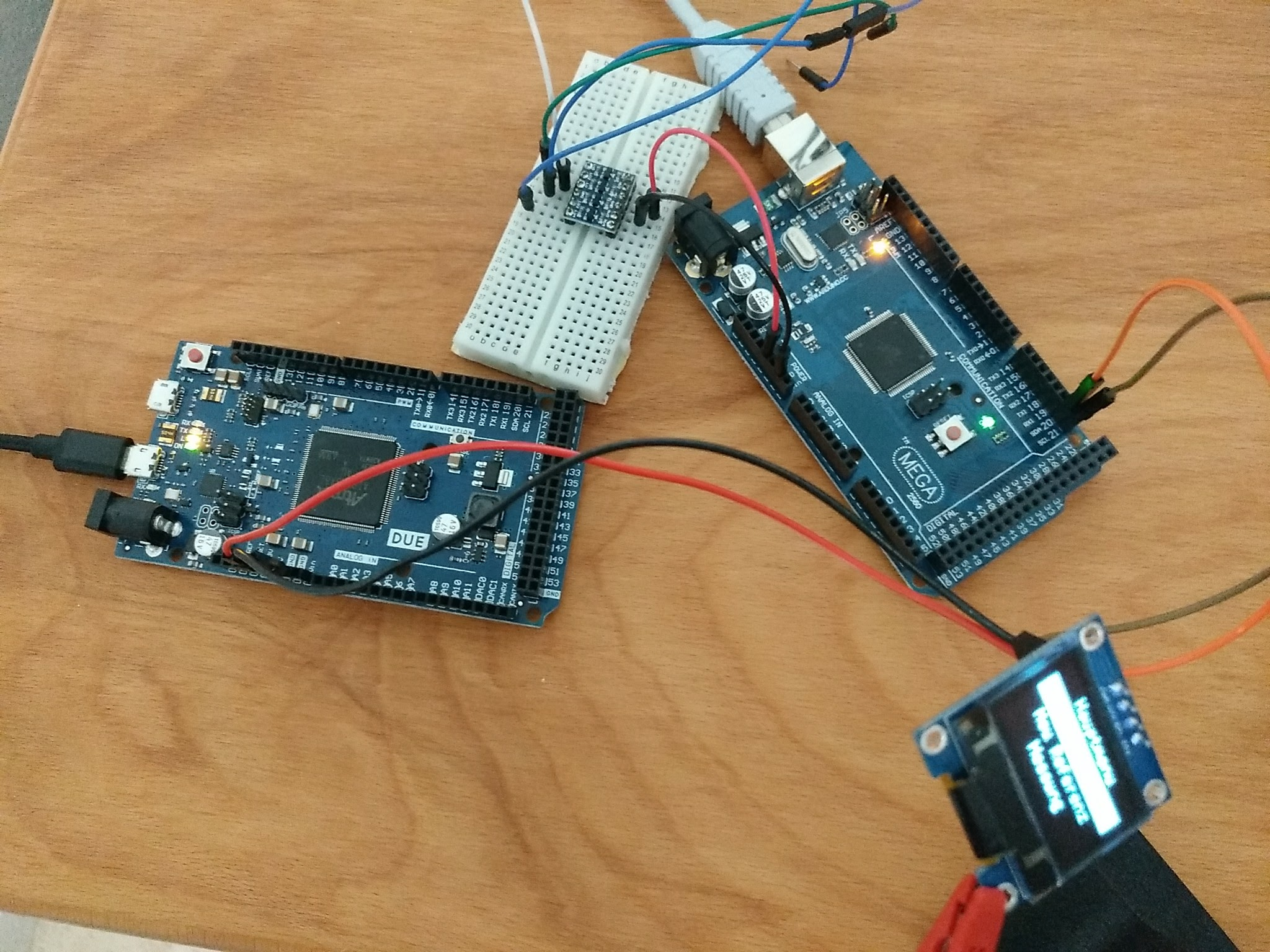 Problem Using Arduino Due And Ssd1306 With Hw I2c Not Working Duemilanove Power Circuit How Does It Work Adafruit Img 20170711 221255