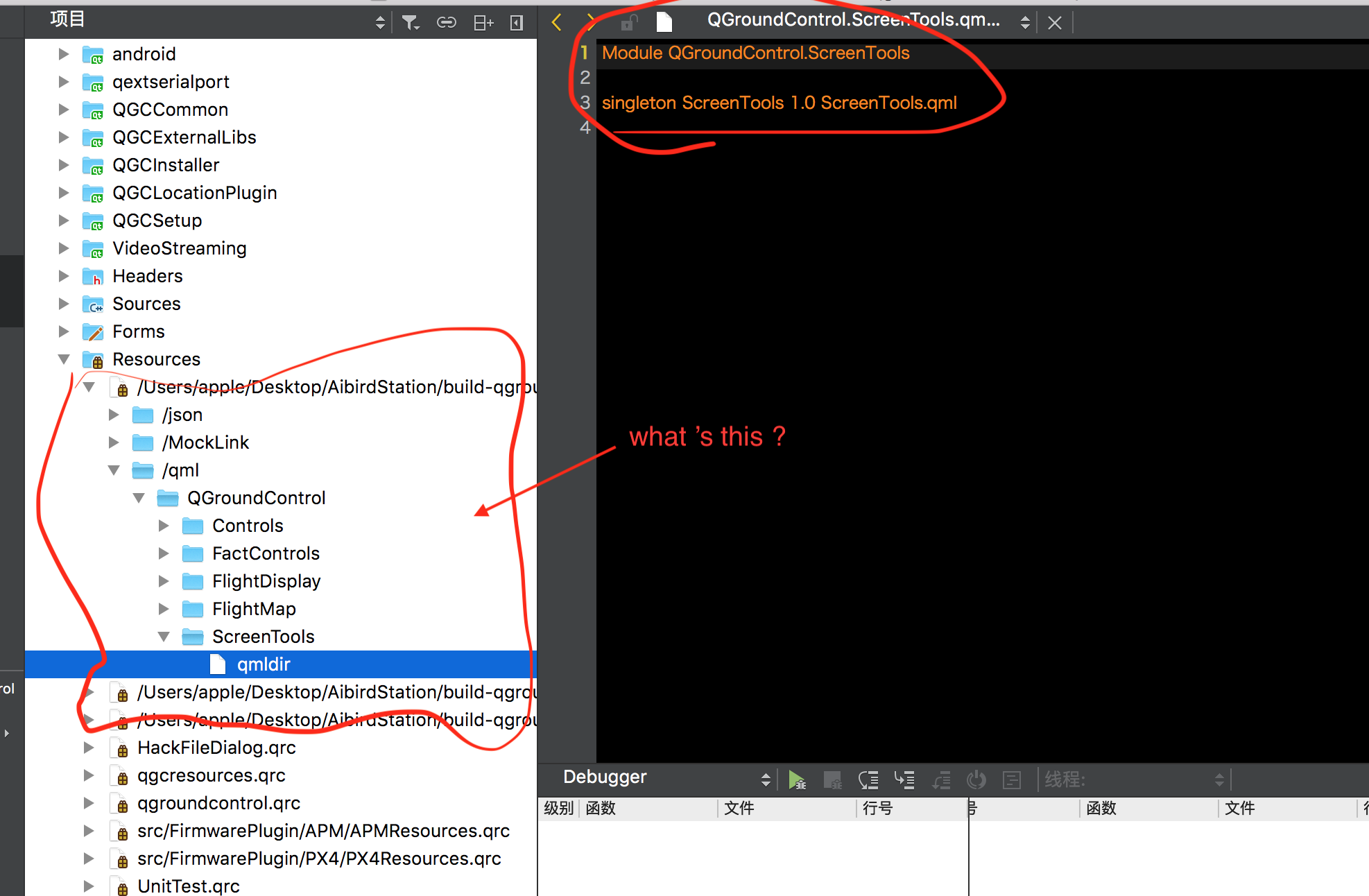 QML Module Not found In Qt 5 11 0  · Issue #6675 · mavlink