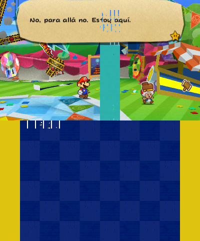 Graphical issue in Paper Mario Sticker Star · Issue #4641 · citra