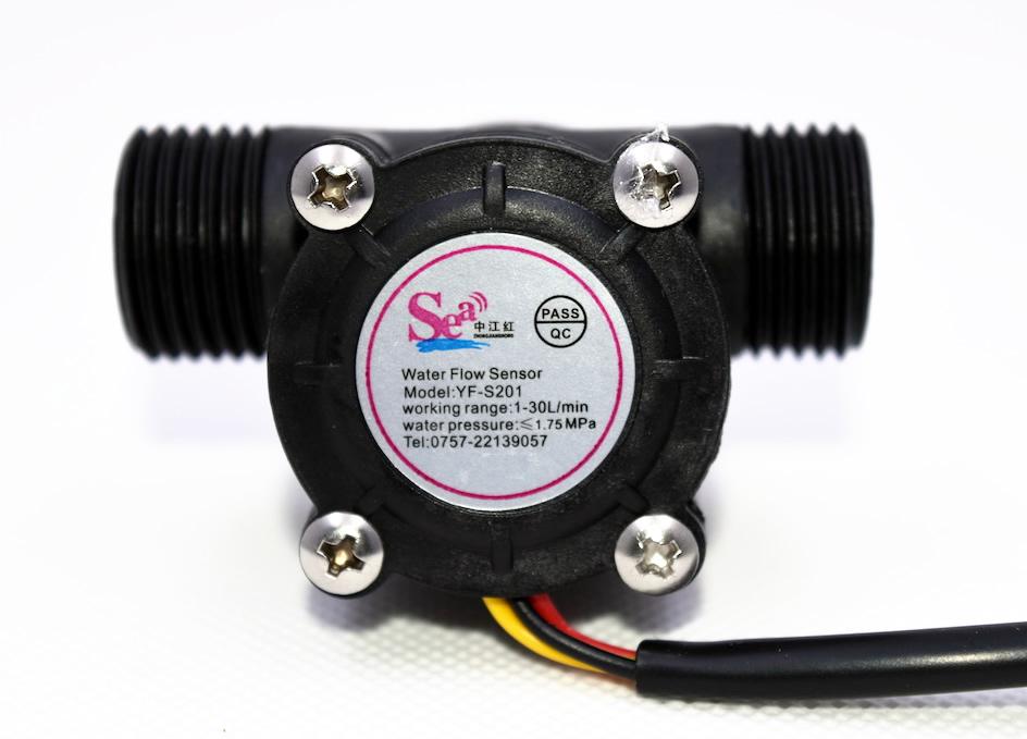 Water flow sensor reading · Issue #4681 · arendst/Sonoff-Tasmota