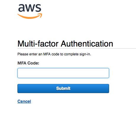 mfa codes