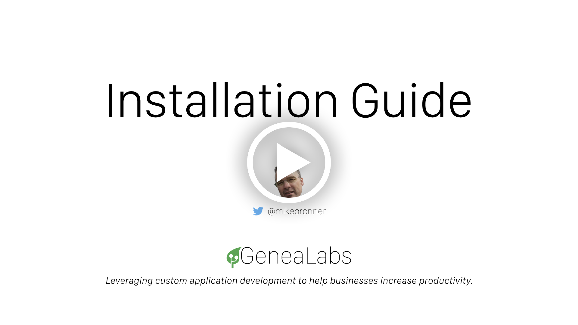 installation guide cover