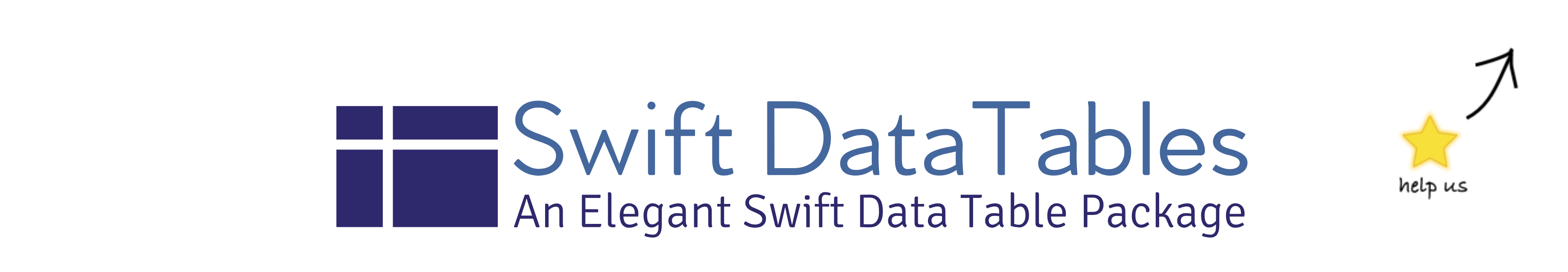 Swift DataTables
