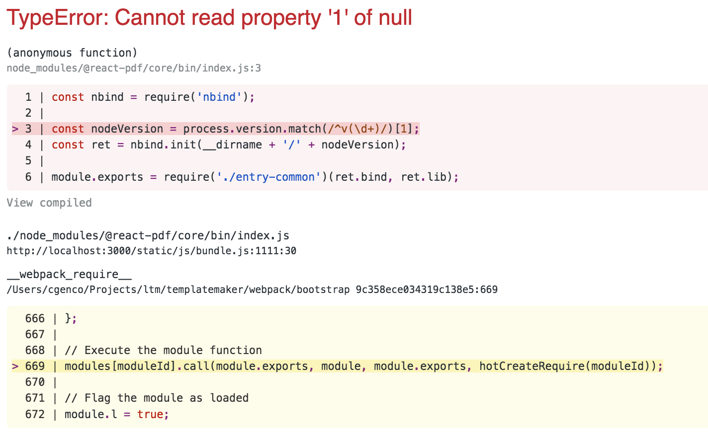 TypeError: Cannot read property '1' of null · Issue #160