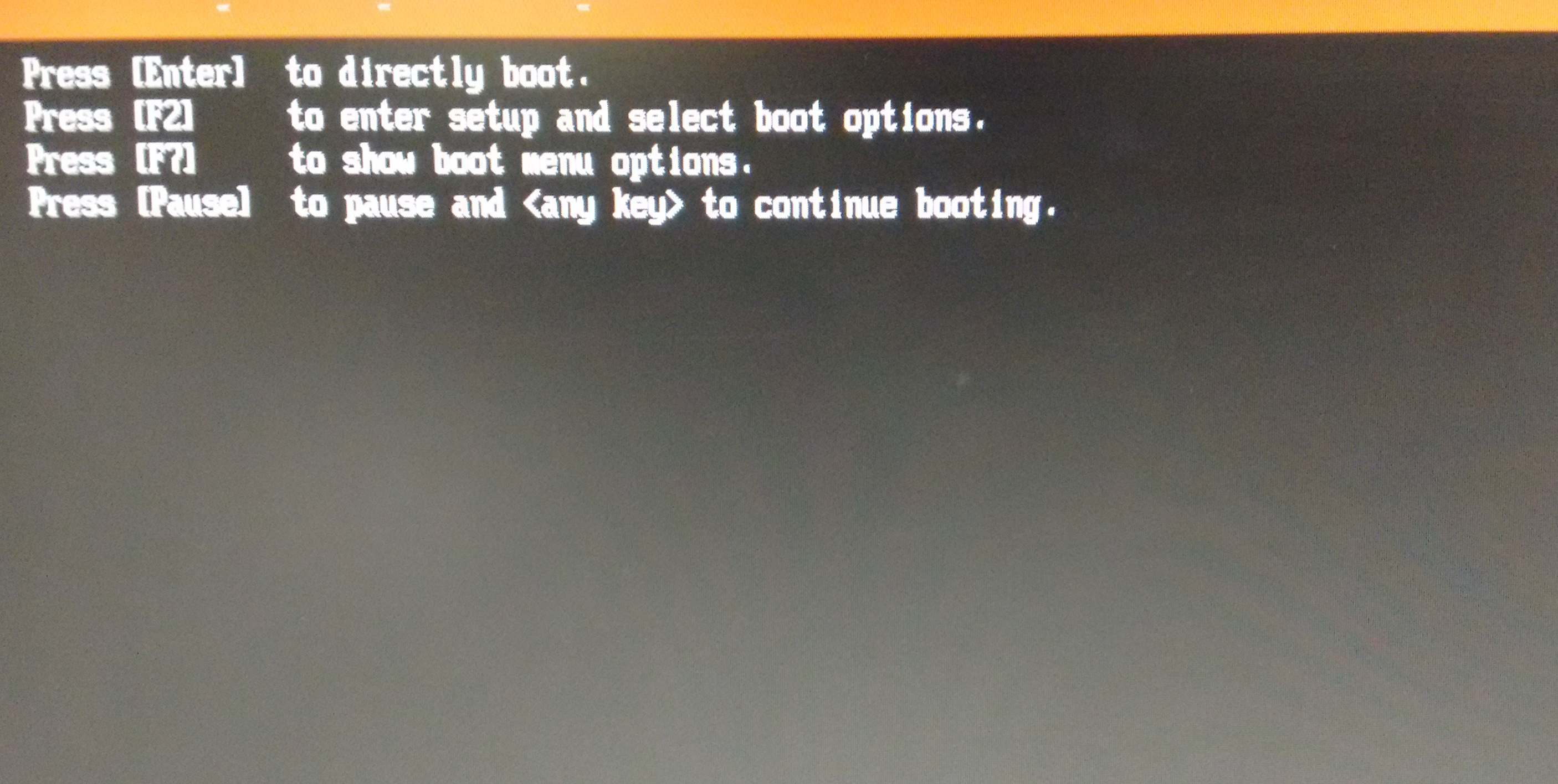 Keyboard not recognized at boot / BIOS · Issue #34 · NicoHood/HID