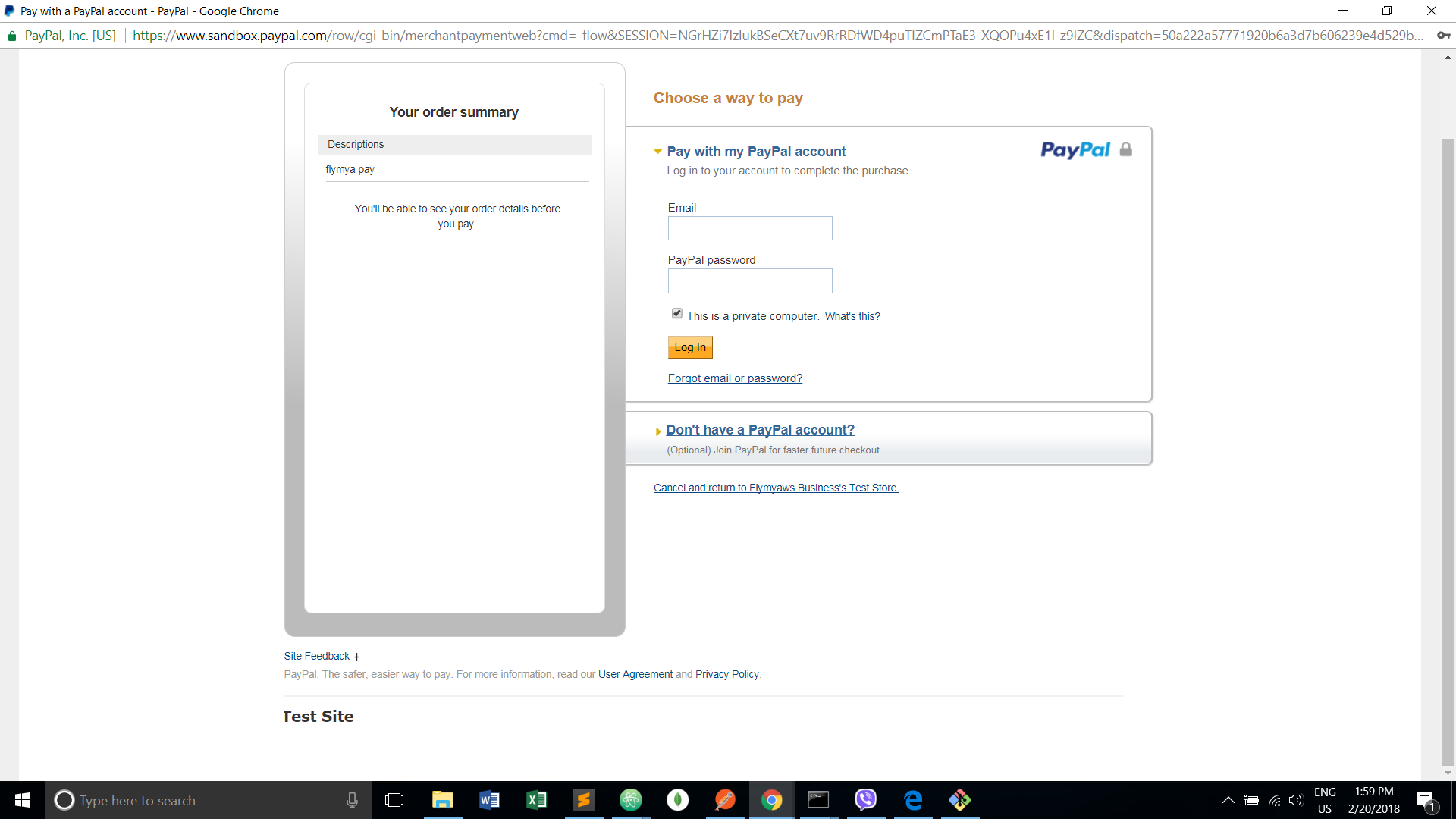 What is a paypal account To return money to aliexpress, the seller asks for my paypal account. How do I know it