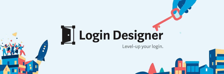 A quick video of Login Designer