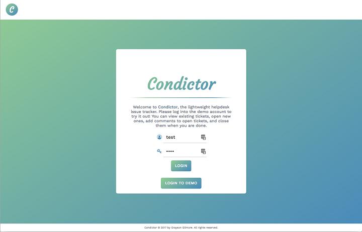Condictor