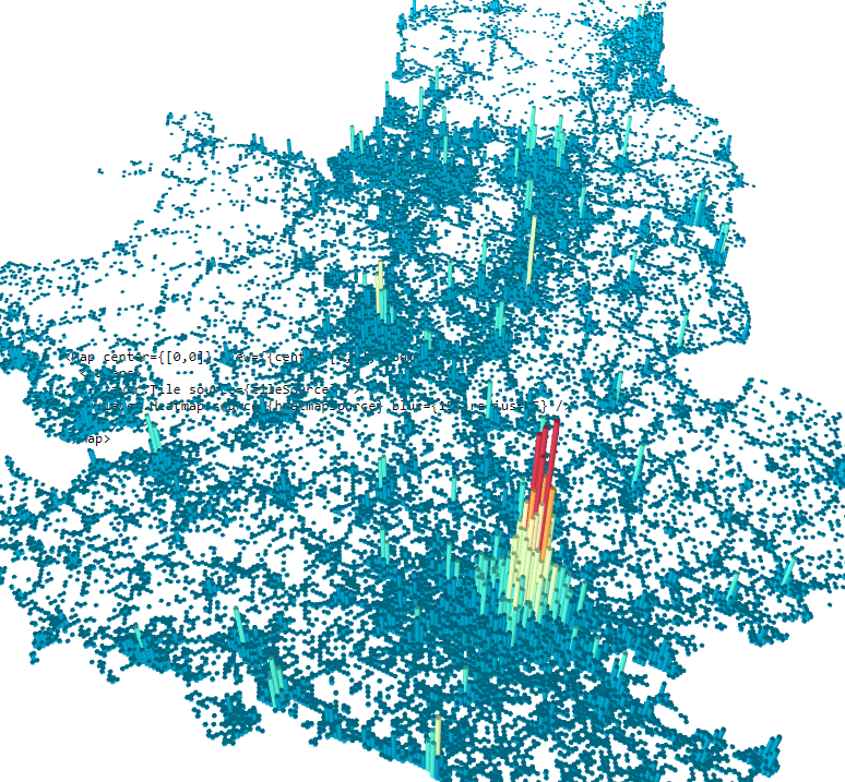 Using openlayers to replace mapbox, map doesn't load · Issue #750