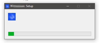 Blank setup window (Windows 10) · Issue #1630 · electron