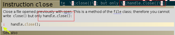 bugs in c tag