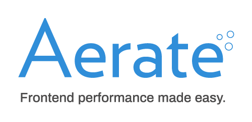 Aerate Logo