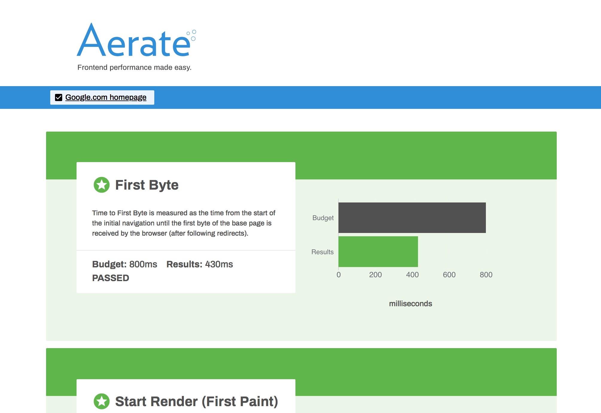 Aerate UI