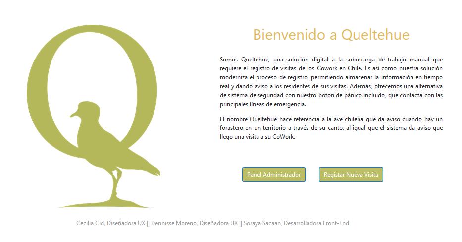 Proyecto Queltehue