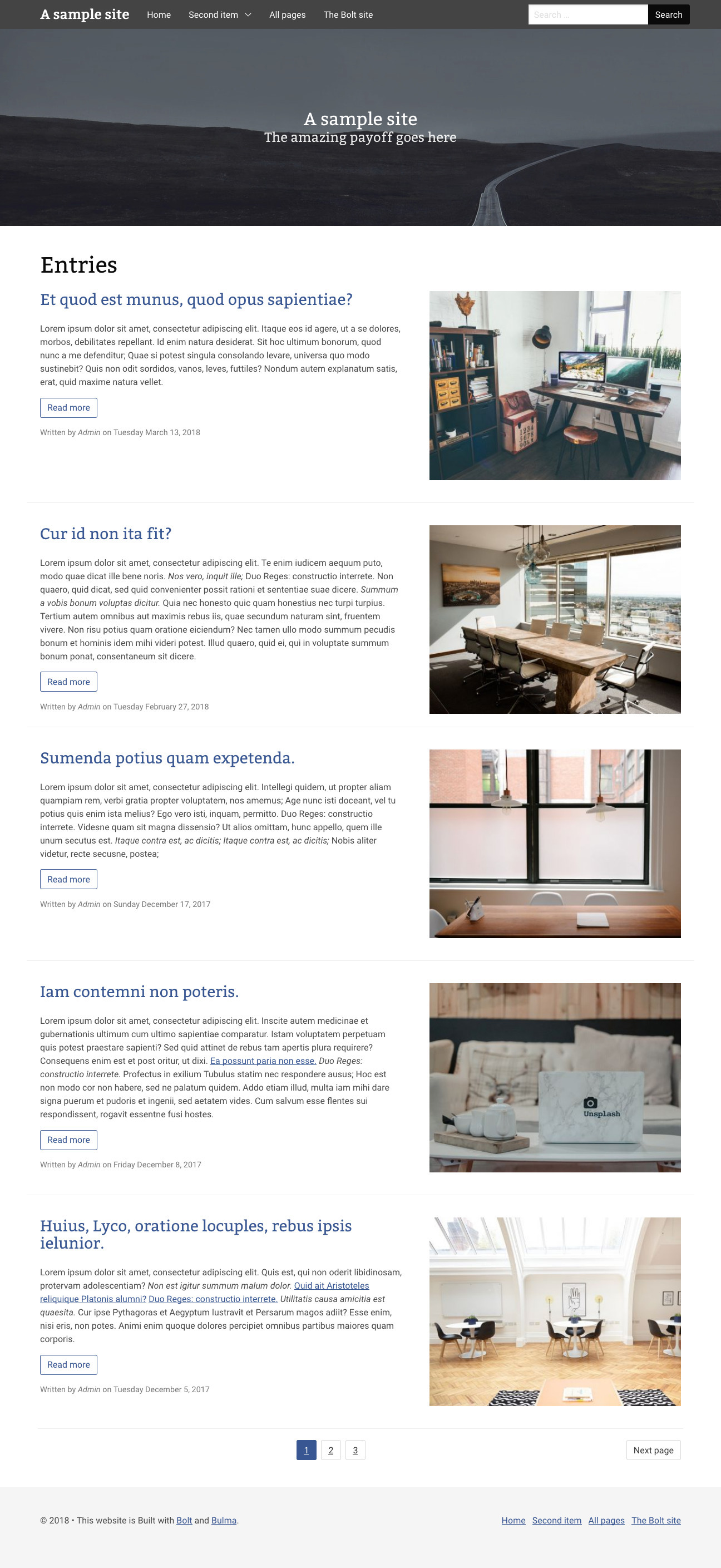 screenshot-2018-3-13 a sample site the amazing payoff goes here
