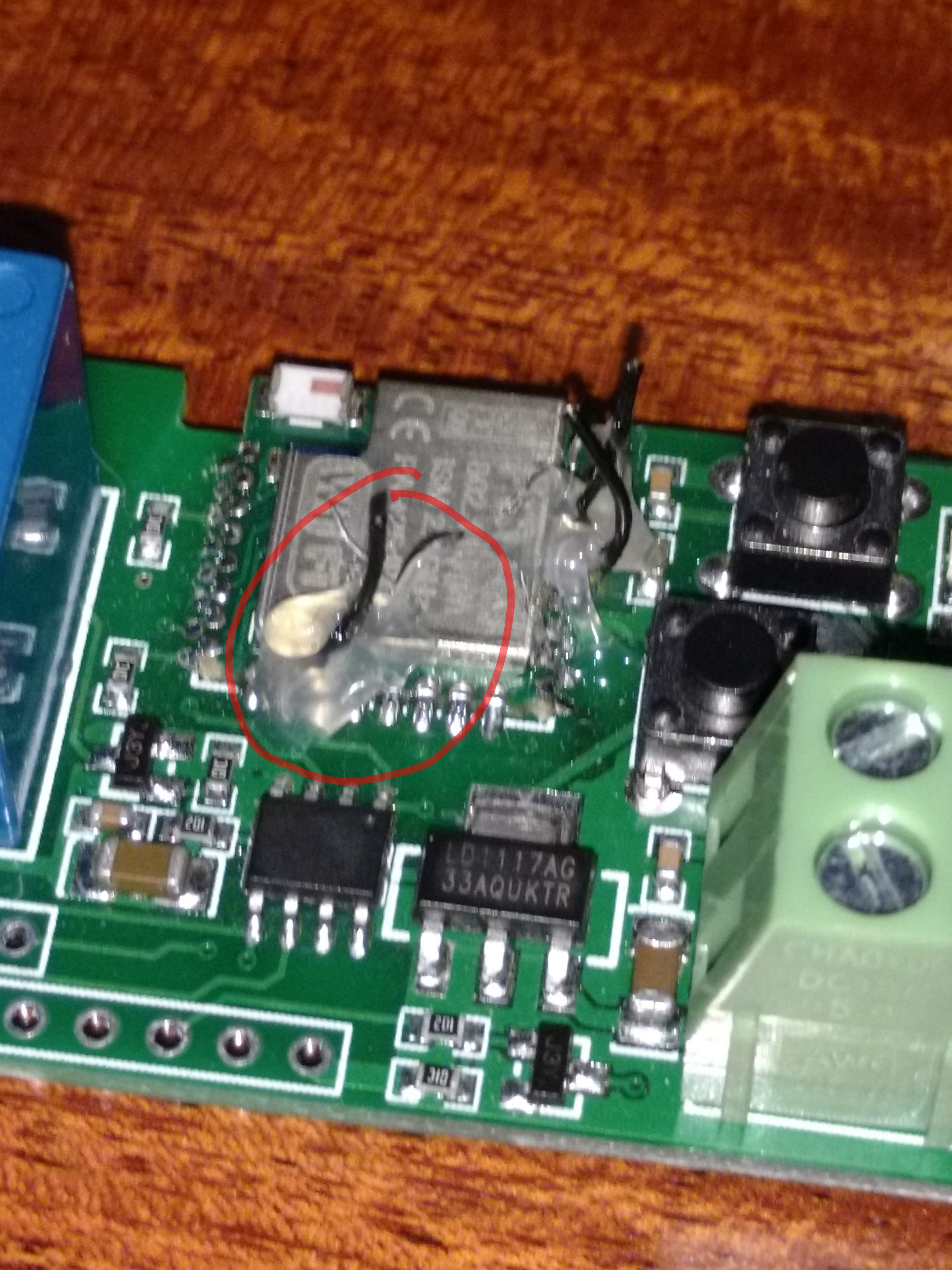 Developers - New ESP8285 based 1Channel Inching/Locking 5V