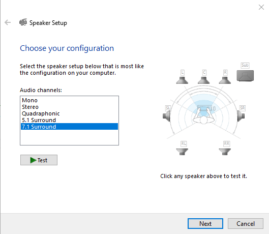 Virtual audio driver for surround sound  · Issue #377 · microsoft