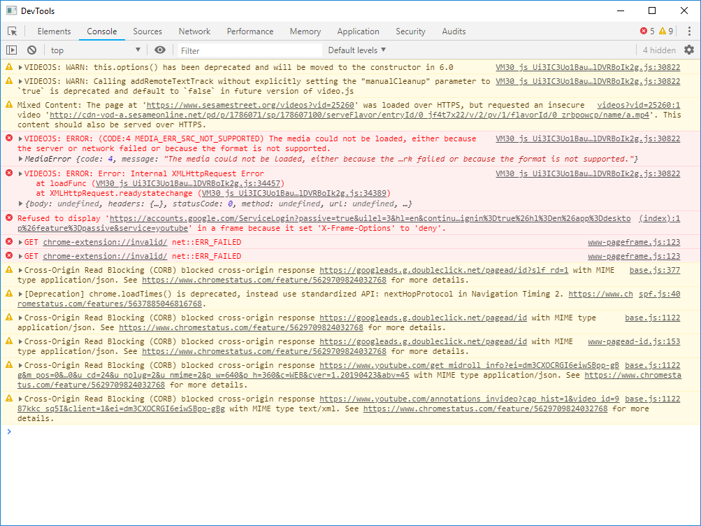iFrame security - bypass X-Frame-Options' header · Issue #86