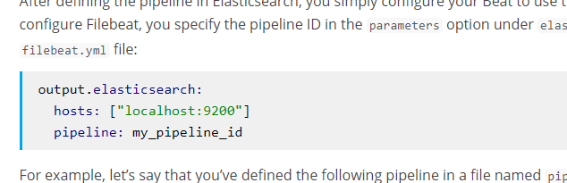 Pipeline doesn't work in Filebeats Alpha 3 · Issue #1962