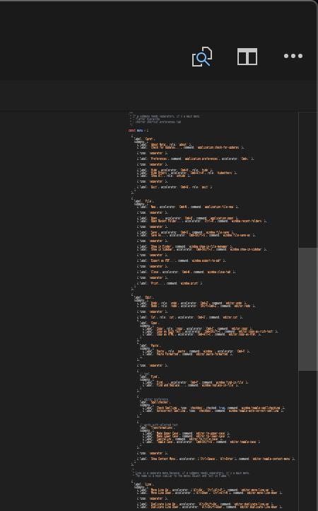CodeGlance - Bountysource