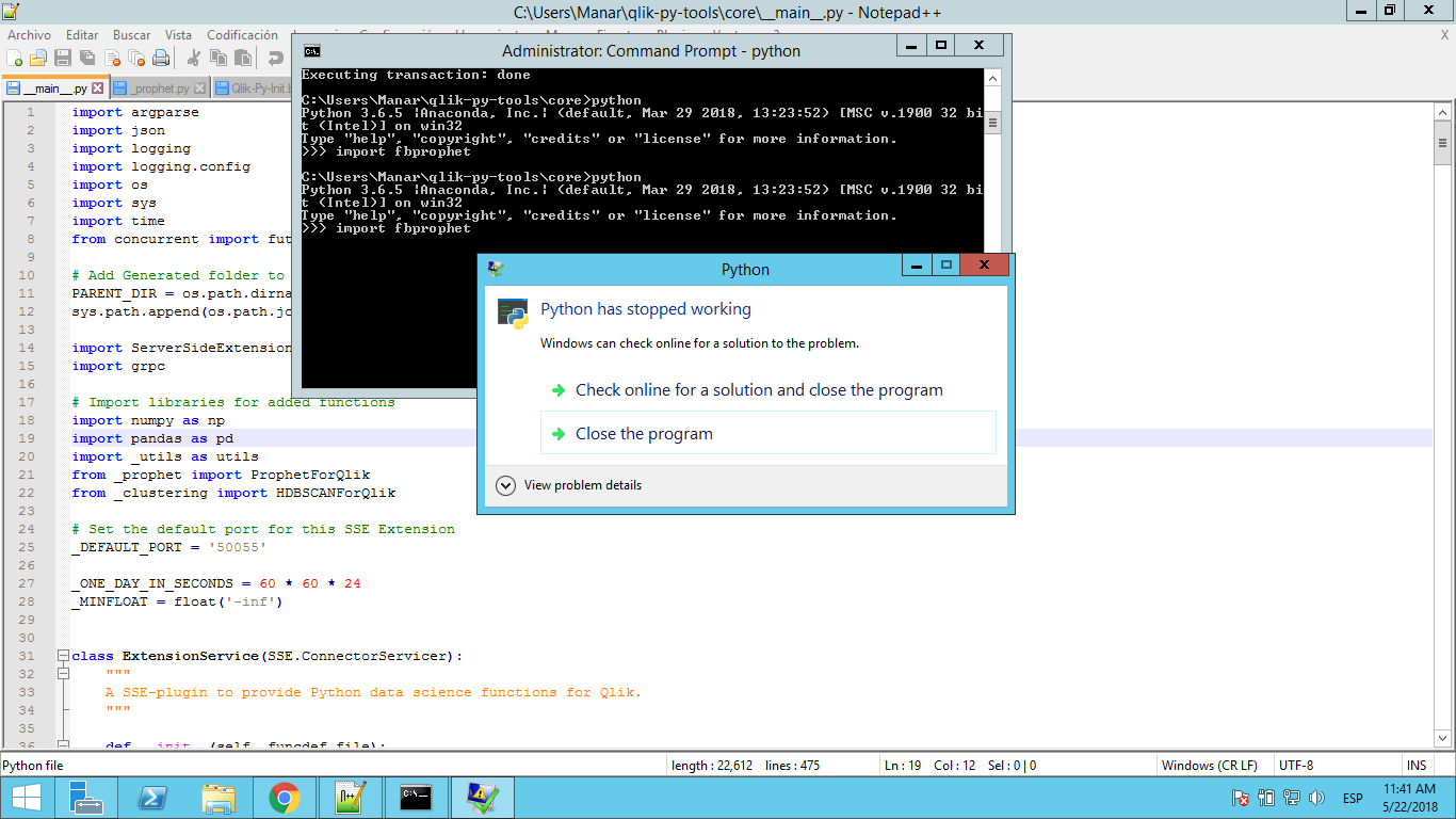 Can't install fbprophet on Windows even with visual c++