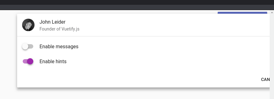 Bug Report] Popover menu bound to FAB appears in wrong