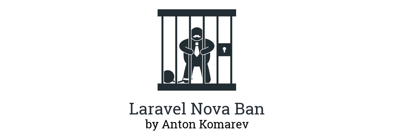 Laravel Nova Ban