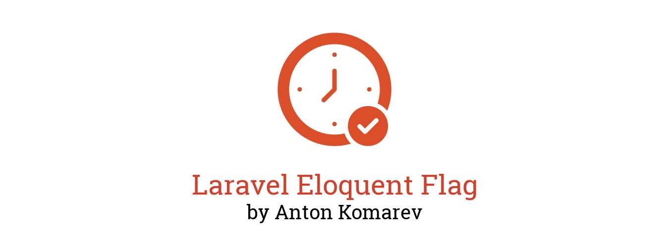 Laravel Eloquent Flag