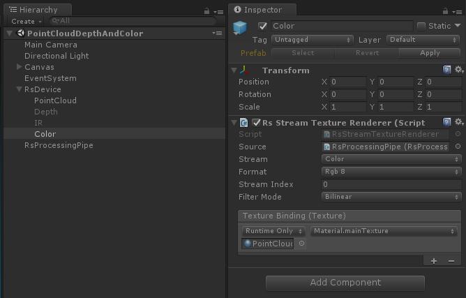 librealsense/wrappers/unity at master · IntelRealSense