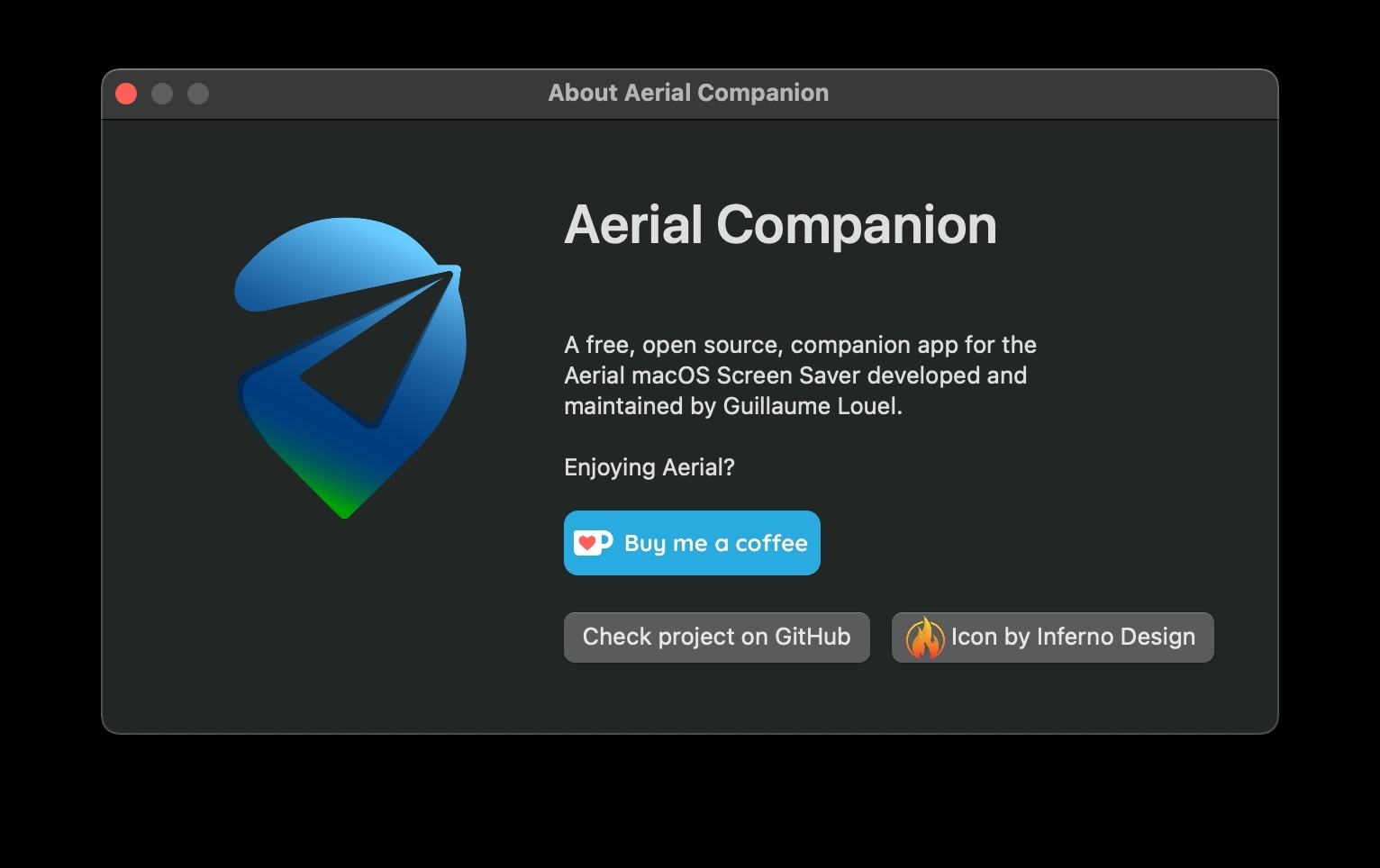 About Aerial Companion