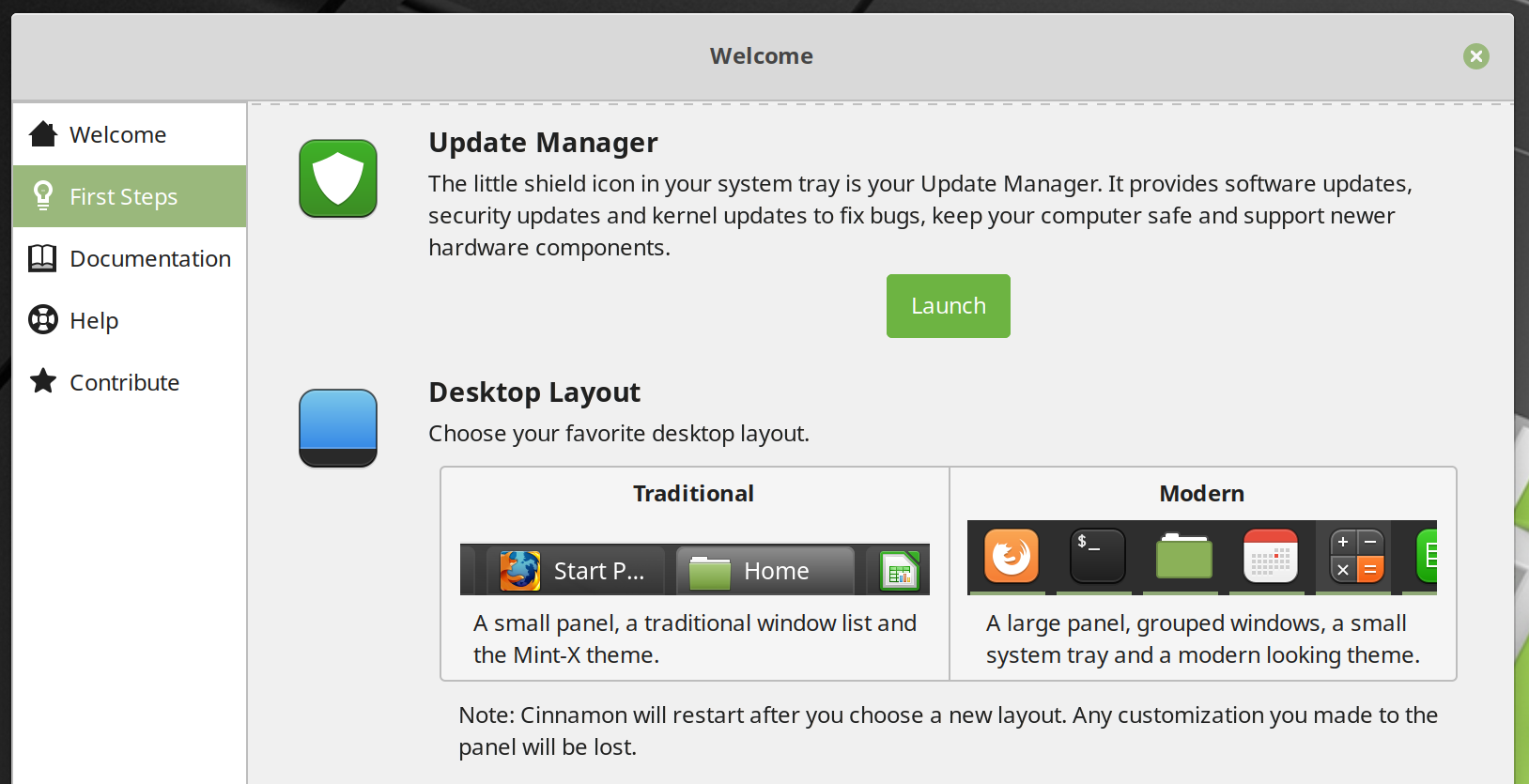 Black glitches after connecting monitor · Issue #7665 · linuxmint
