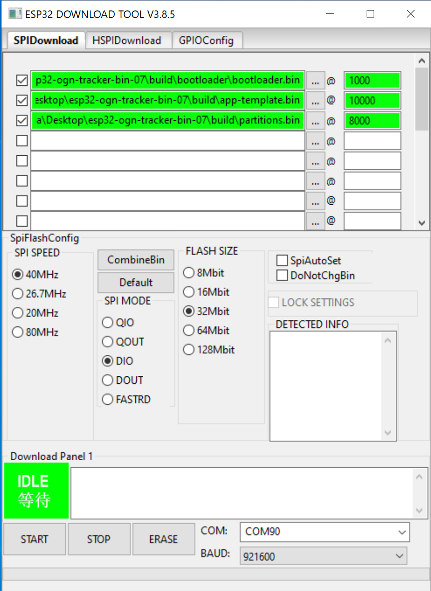 esp32download