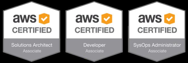 Trio AWS Certified