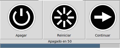 Screenshot Spanish