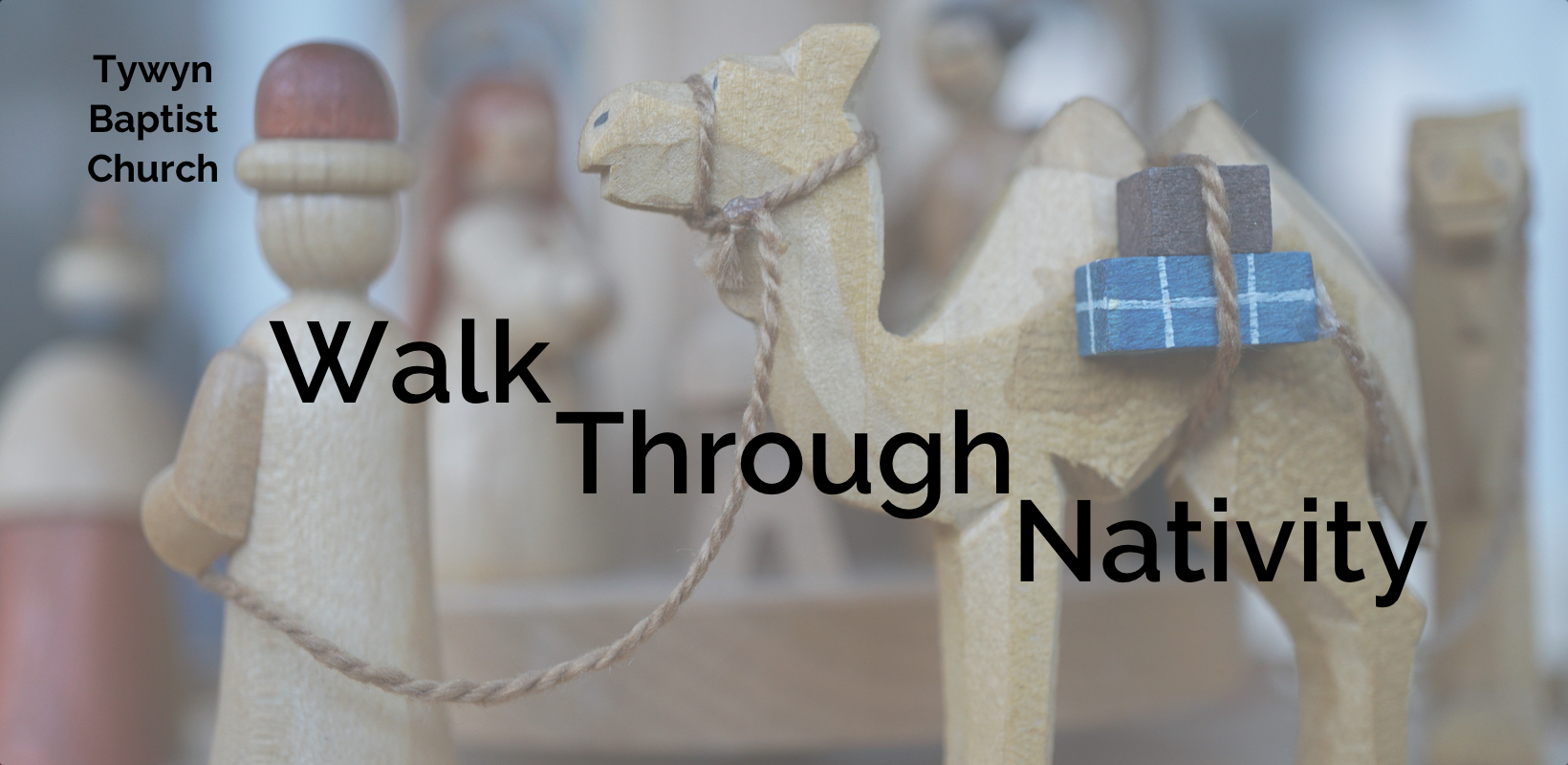 Walk through nativity