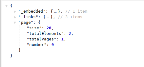 How to write paginated controller that expose resource or list of