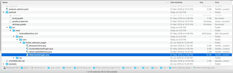 SSL error · Issue #298 · fluttercommunity