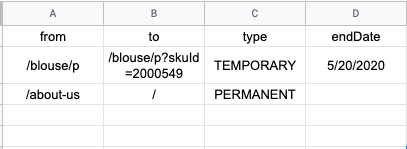 urls-redirect-csv-file