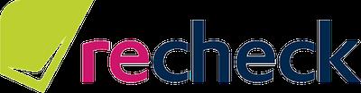 recheck logo