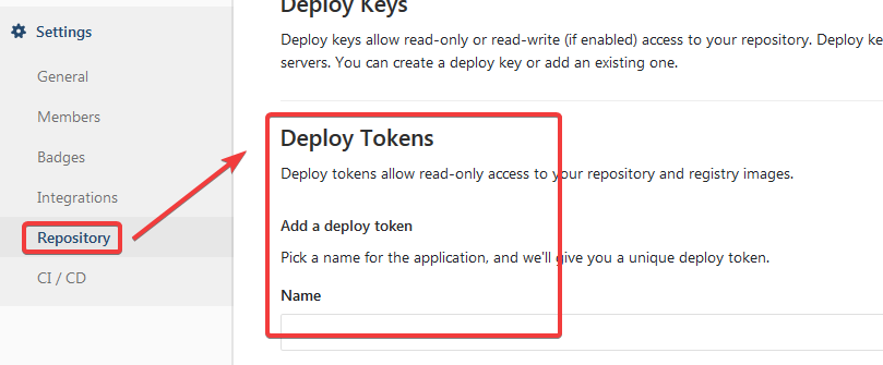 Implement project deploy token · Issue #583 · python-gitlab