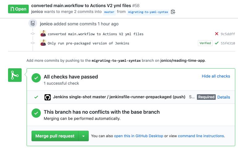 GitHub - jenkinsci/jenkinsfile-runner-github-actions