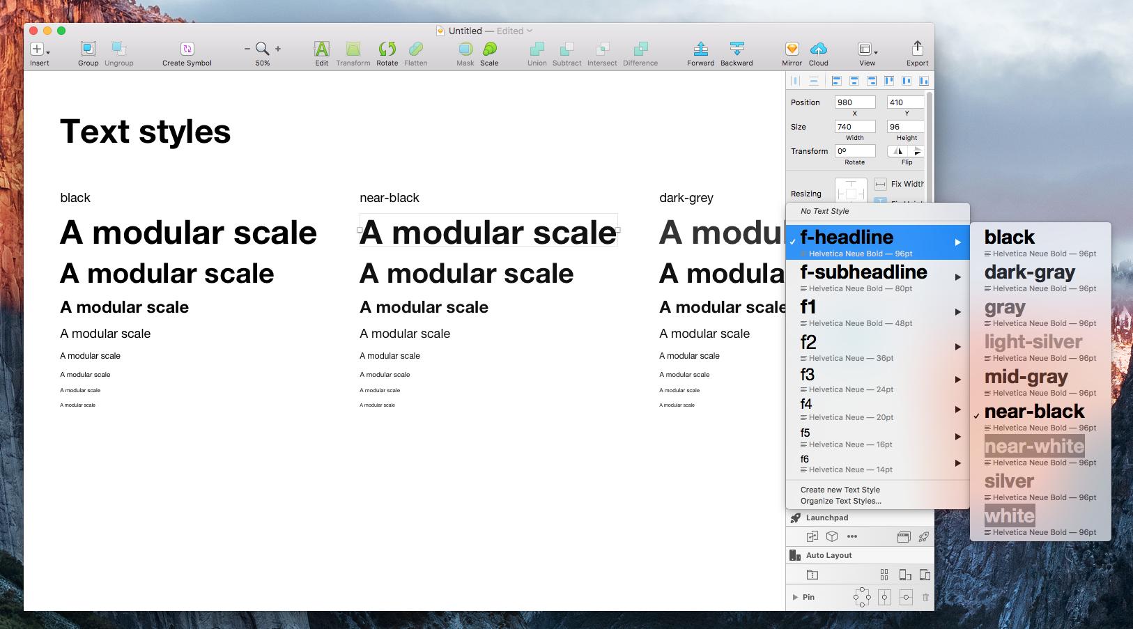 Styleguide toolbox – templates, ui kits, tools & generators idevie.
