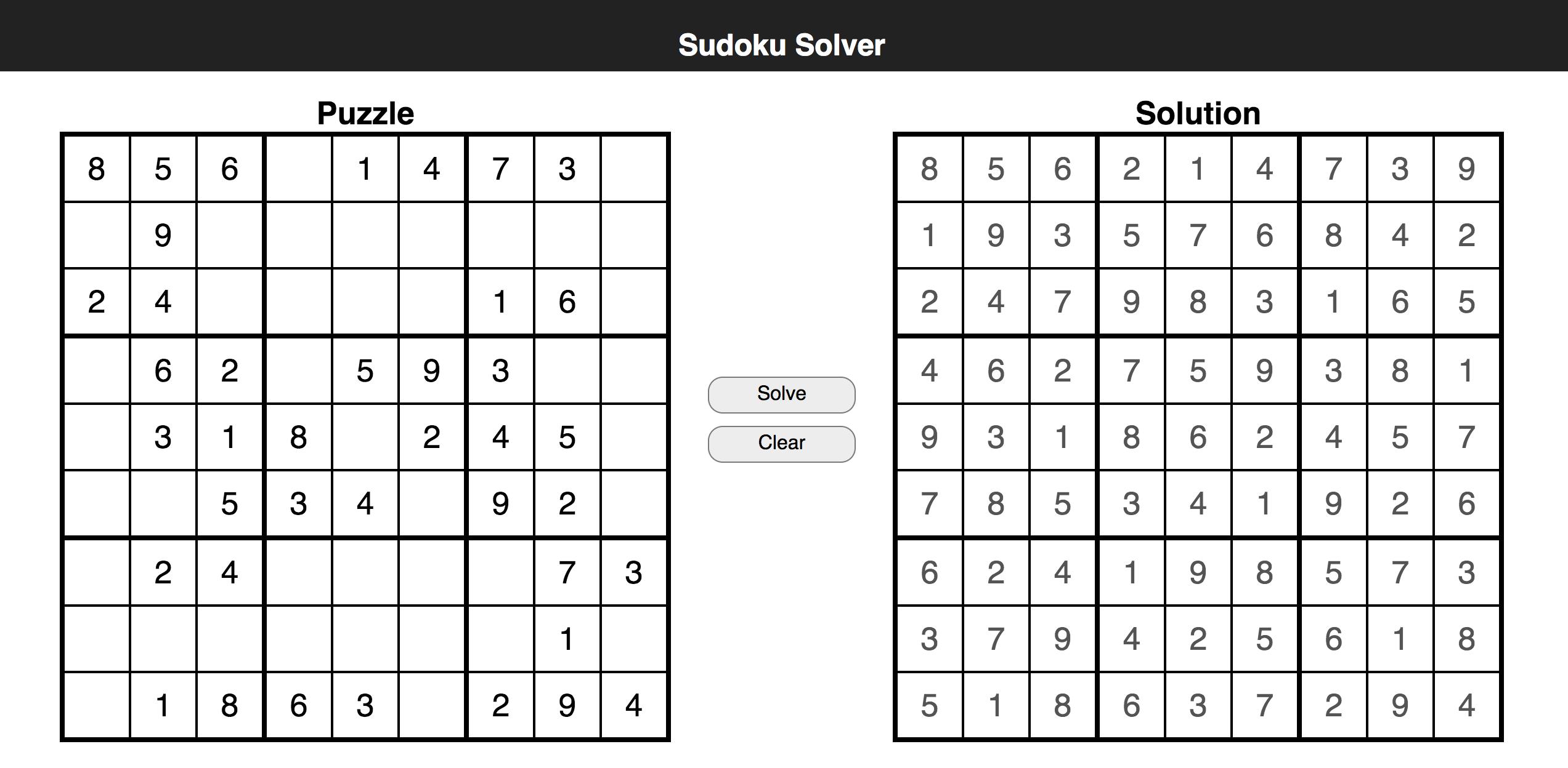 github brookslyrette react sudoku solver a sudoku solver written