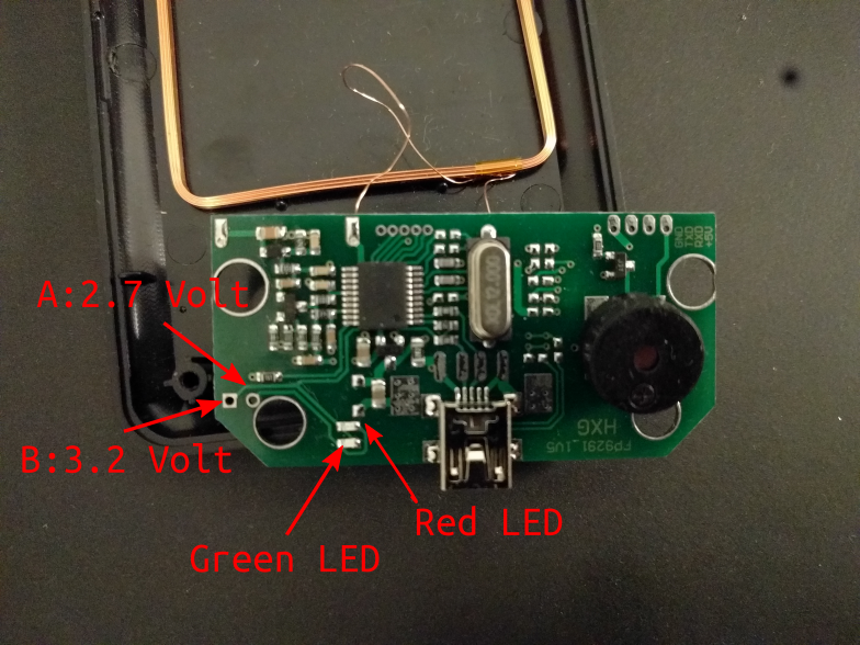 Hardware hack: Play only if RFID is near the reader · Issue #62