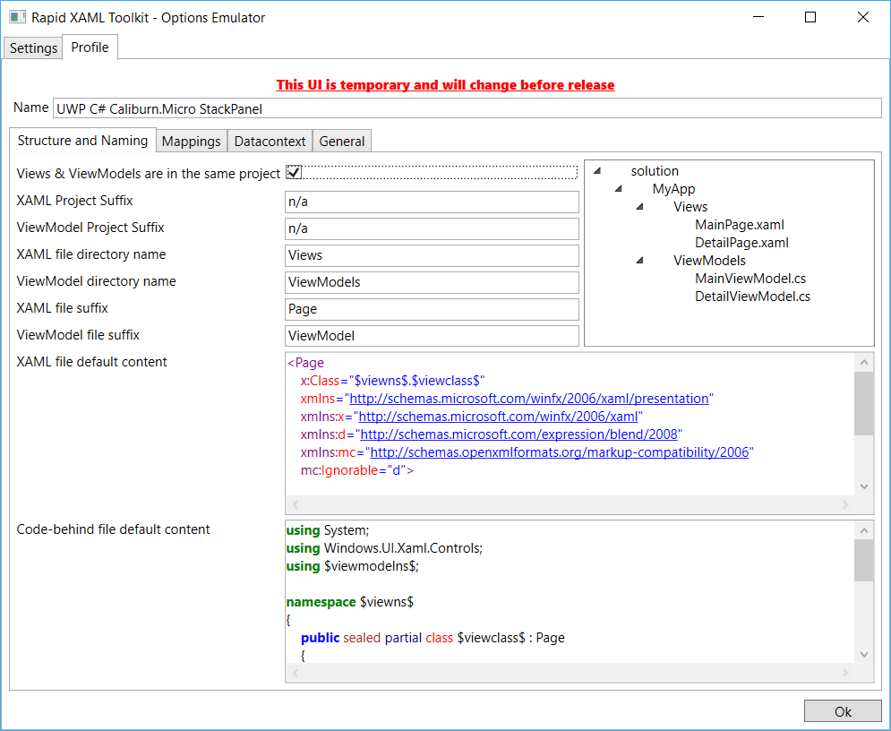 Windows Xaml Toolkit