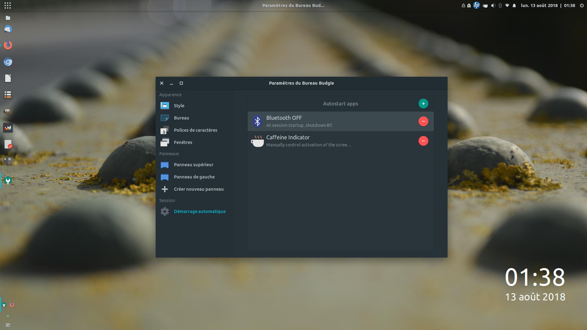 Bureau Noir Ubuntu : Arc welder faite tourner des applications android sur ubuntu