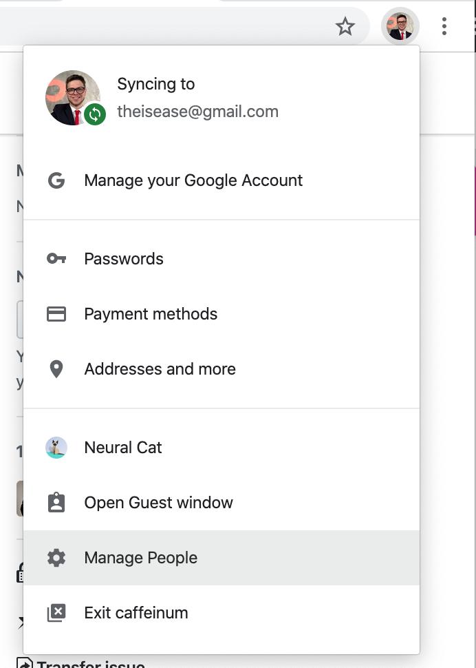 feature-request: Use multiple profiles · Issue #38 · caffeinum/upme-plus ·  GitHub